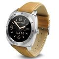 DM88 Smart Watch круглый монитор сердечного ритма bluetooth SmartWatch Носимых Устройств Для IOS apple iphone Android ПК samsung gear s3