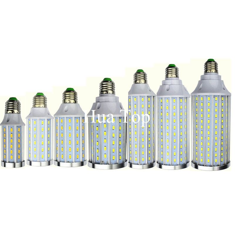 Led Lamp 15W 20W 30W 40W 50W 60W 80W E27 E40 B22 110V 220V 5730 Corn Bulbs Light Pendant Lighting Chandelier Ceiling Spot Light