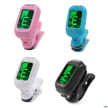 Ukulele Bass Tuner Stringed Guitar Acoustic-Guitar-Tuner Musical-Instrument-Accessories