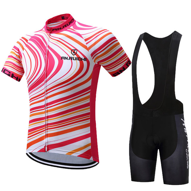 2018 mtb Bike Pro Team Cycling Jersey Sets Ropa Ciclismo Mtb Bicycle  Cycling Clothing Maillot Ciclismo Cycling Wear Bike Jersey c7ab40ff5