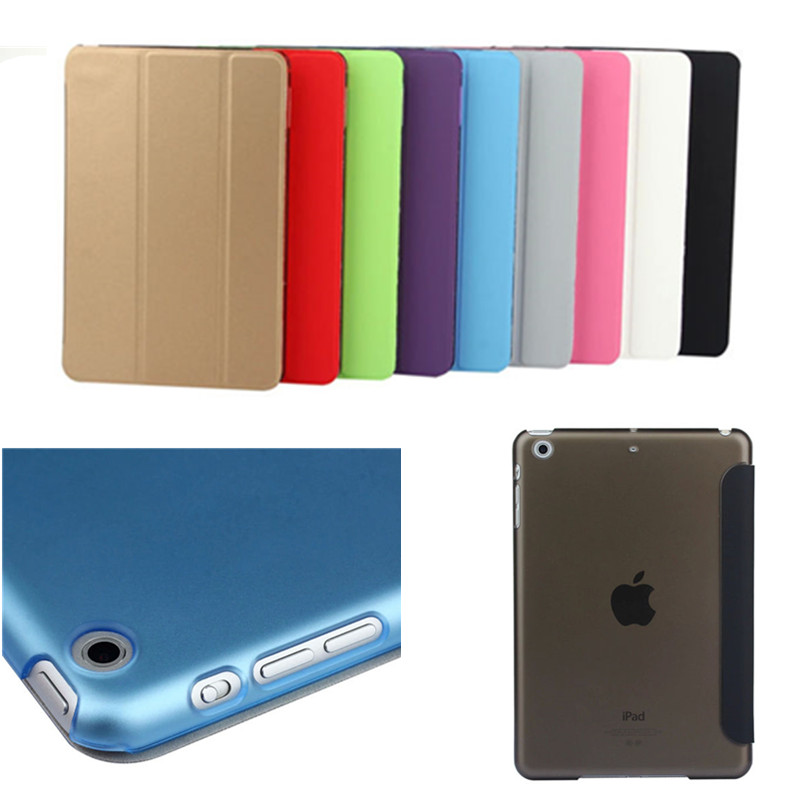 TLP-3zhe Hot sale For iPad Air Smart Case Cover, Ultra Slim Designer Tablet PU Leather Cover For Apple iPad 5 ipad air 1 Case