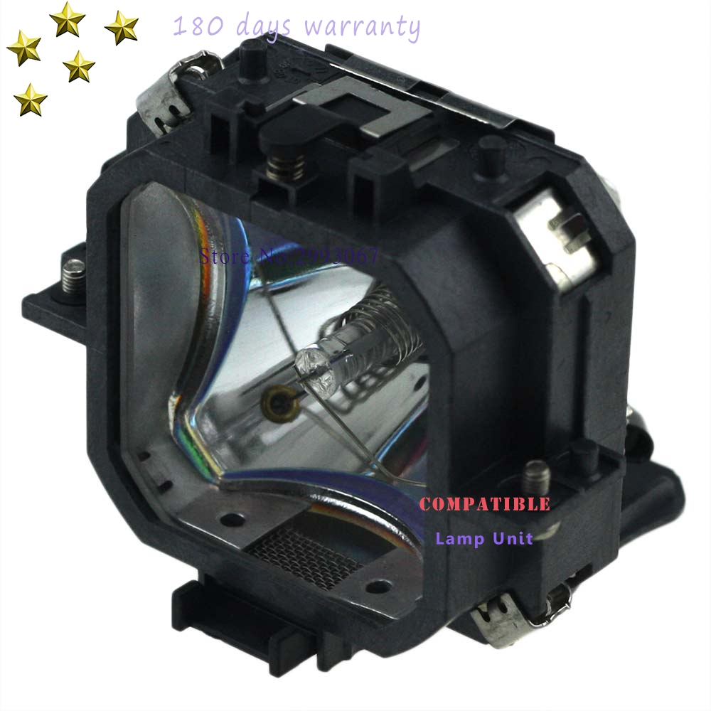 ELPLP18 V13H010L18 Projector Lamp for Epson EMP-530,EMP-720,EMP-720C,EMP-730,EMP-730C,EMP-735,EMP-735C,PowerLite720c, 730c,735C replacement projector lamp with housing elplp23 v13h010l23 for epson emp 8300 emp 8300nl powerlite 8300i powerlite 8300nl