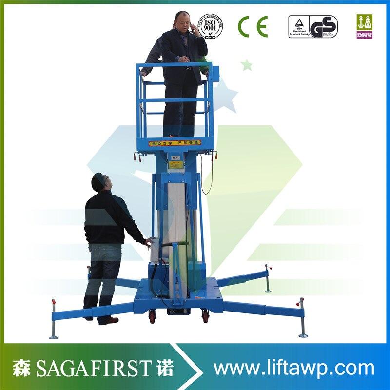 12M Mobile Aluminum Work Platform With Good Price