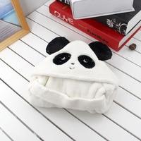 Small Pet dog cat Hooded bath towel absorbent towel cute cartoon shape XS XL