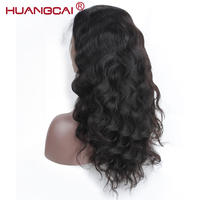 PrePlucked 150% Density 360 Lace Frontal Wigs for Black Woman Brazilian Body Wave Lace Front Human Hair Wigs with Baby Hair Remy
