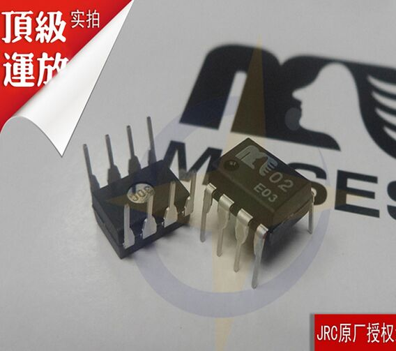 все цены на  Free shipping 100% New Original MUSES02 MUSES 02 IC OPAMP AUDIO 11MHZ DIP-8  онлайн