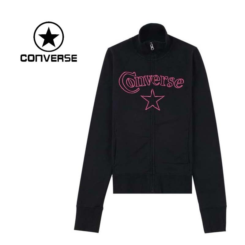 ФОТО Original     Converse women's jacket C311W207001 Hoodie sportswear