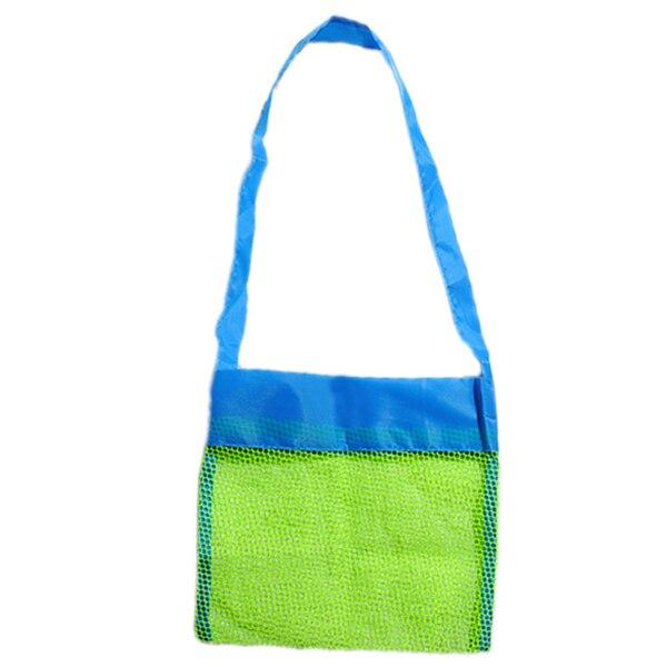 Strict Kids Beach Toys Receive Bag Mesh Sandboxes Away Child Sandpit Storage Shell Netsize:small Shrink-Proof 24cmx24cm/9.45x9.45