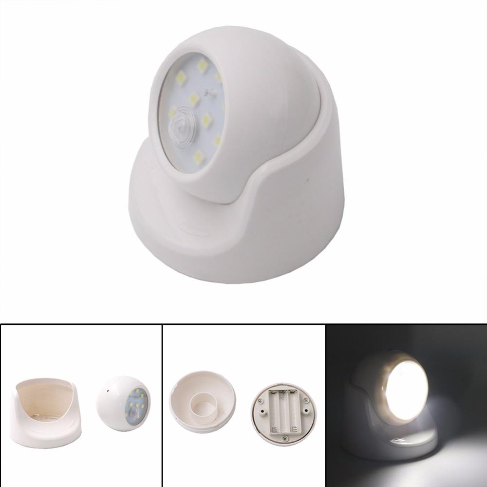 Luzes da Noite segurança 9 led sensor de Certificado : Ccc, ce