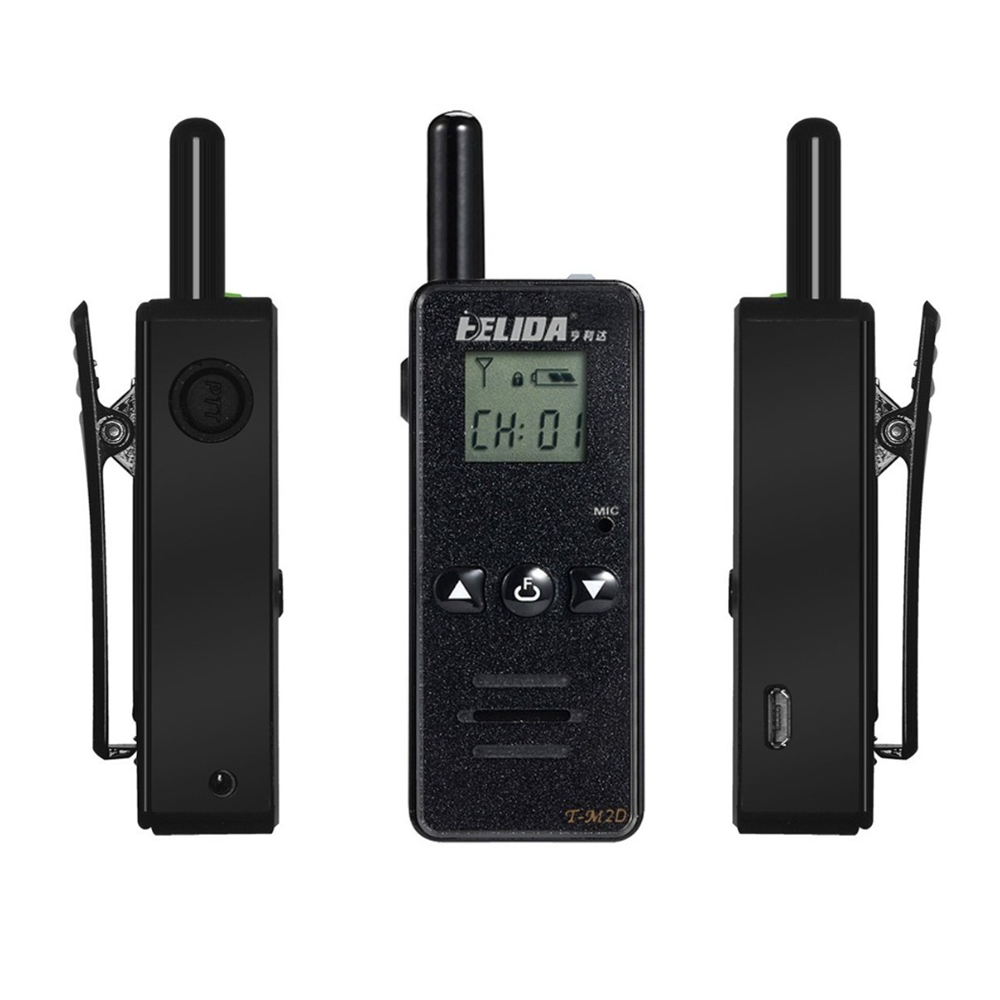 Image 5 - 2pcs 400 480MHZ Handheld Children Two Way Radio 128 Channels T M2D Mini Talkie Walkie Super Tiny FRS/GMRS Walky Talky Kids Radio-in Walkie Talkie from Cellphones & Telecommunications