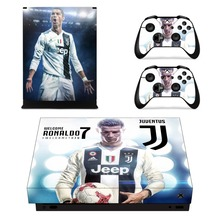 Skin Sticker Faceplates Skin Console & Controller Decal Stickers for Xbox One X Console + Controller Skin цена