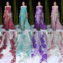 2019 Latest French Nigerian Laces Fabrics High Quality Tulle African Laces Fabric Wedding African French Tulle Lace With Beaded 2019 latest french nigerian laces fabrics high quality tulle african laces fabric wedding african french tulle lace dys197