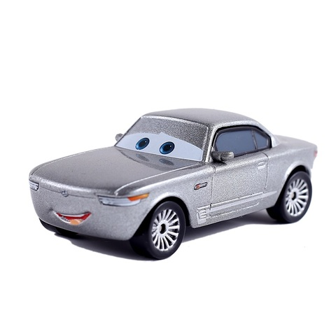 Cars Disney Pixar Cars 3 Lightning McQueen Metal Diecast Toy Car 1:55 Loose Brand New In Stock Car2 & Car3 Multan