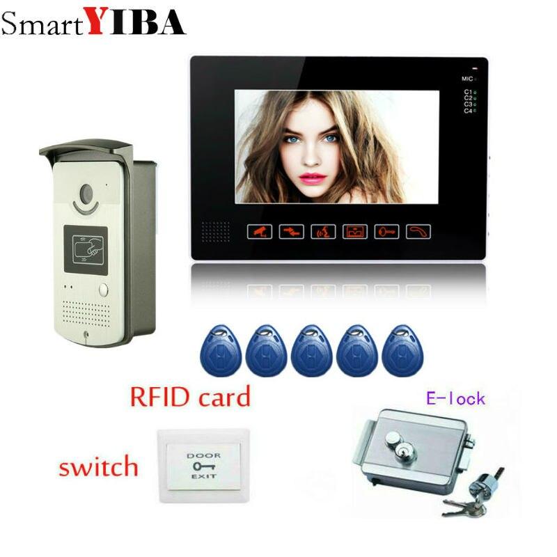 SmartYIBA Video Doorphone 9