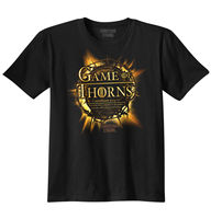 Game Of Thorns Thrones GOT Christian T Shirt Jesus Cross Novelty T Shirt Tee Print T