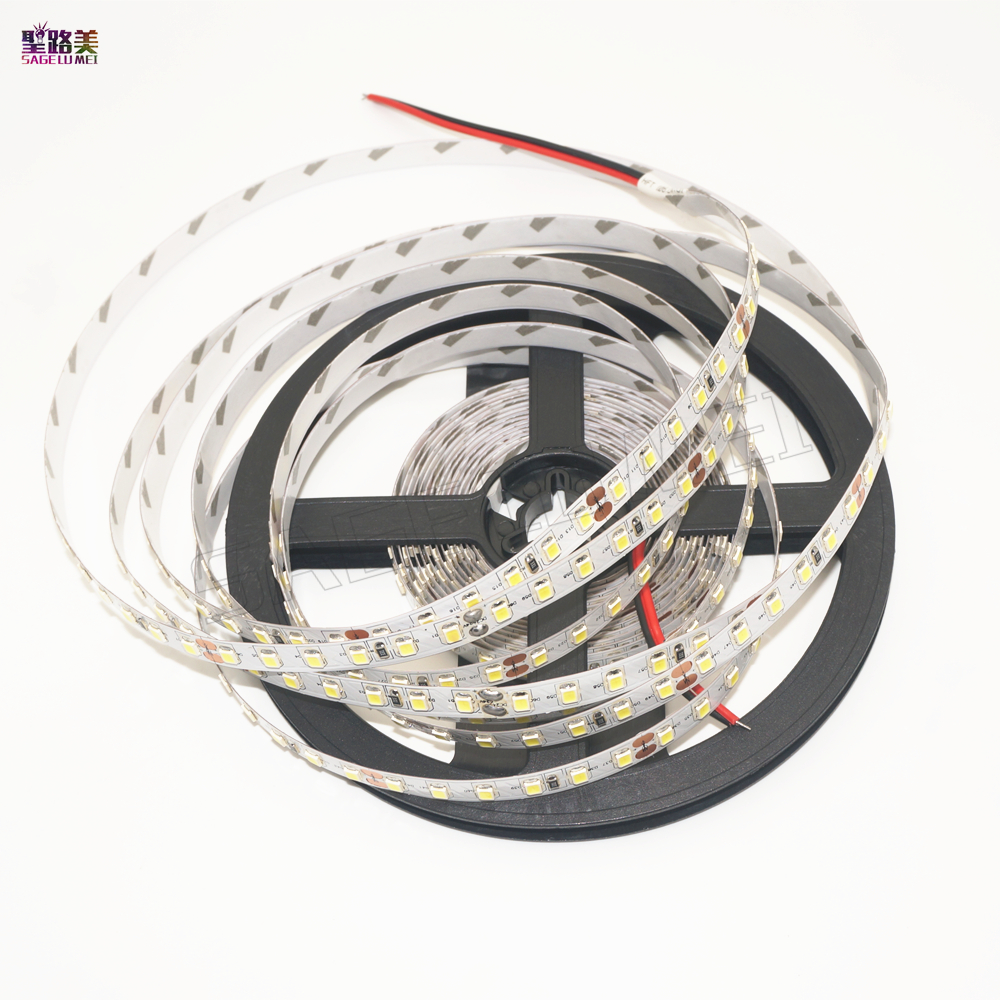 5m 600leds LED strip 3528 light smd led ribbon white/warm white/blue/green/red/yellow luminaria led 12v 120leds/m tape flexible smd 12 led extendable light strip 30cm green 12v