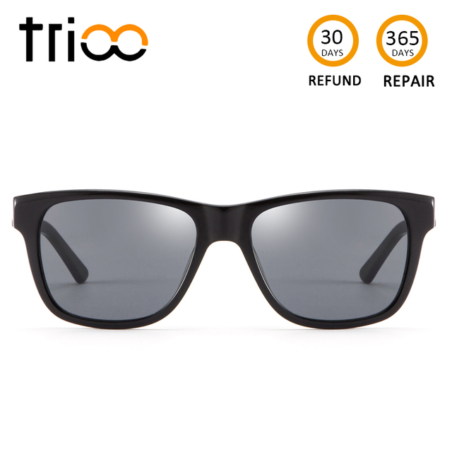 7f1d5637f57 TRIOO Optical Sunglasses Men Prescription Unisex UV Block Eyeglasses Myopia  Sports Driving Sun Glasses Minus Negative Glasses