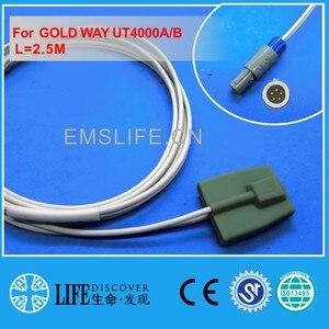 Длинный кабель для детей и детей, датчик spo2 для GOLDWAY UT4000,UT3000