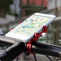 ปรับสากลจักรยานจักรยานH Andlebarที่ใส่แผ่นโลหะยึดหมุนอลูมิ