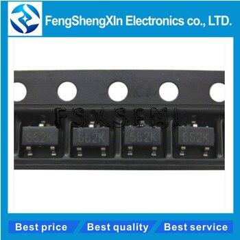 50-100pcs XC6206P332MR 662K 6206-3.3 XC6206-3.3V LDO Voltage Regulator SOT-23 - sale item Active Components