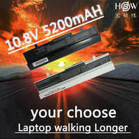 HSW laptop battery for Asus Eee PC 1001HA 1001P battery 1001PQ 1001PX 1005PX 1005H 1005HA 1005P 1005PE 1005PR AL31-1005 battery