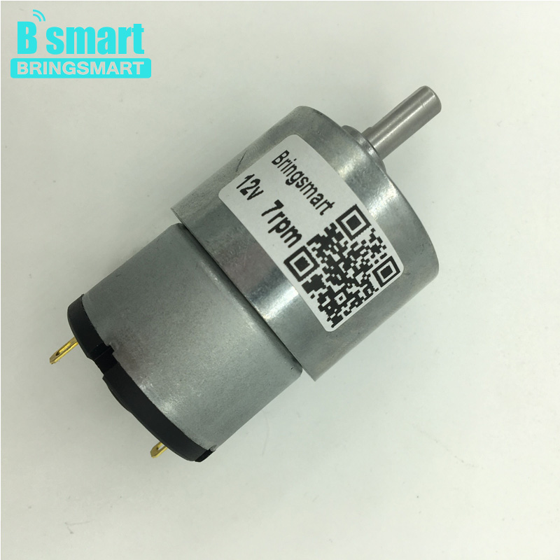 Wholesale 520 Mini Motor Customized Speed 12V 3V 6V 24V High Torque Motor Electrico DC Reduction Motor 12v Gear Motor запчасти для детского транспорта motor 6v 12v rs390