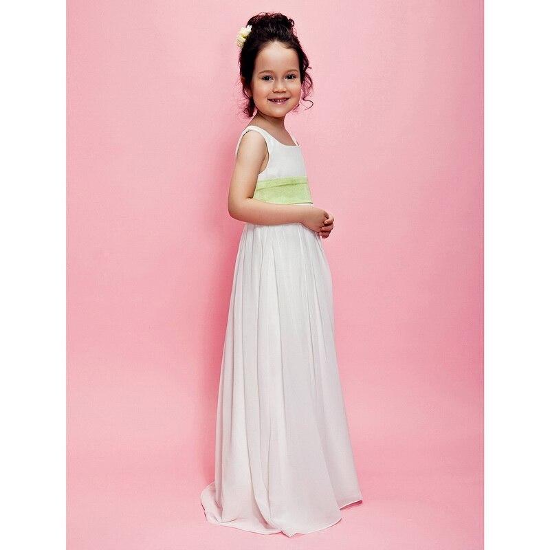 752e14508b99 LAN TING BRIDE A Line Princess Floor Length Flower Girl Dress ...