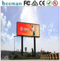 new inventions shenzhen new led smd 3 in 1 outdoor p6 full color advertise led display board video led dot matrix Advertisement