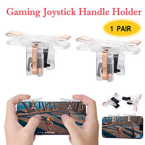 1 Pair Mobile Game Controller Sensitive Shoot Aim Triggers For PUBG support for all