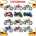 KTM 1/18 Modelo de La Motocicleta de Regalo de navidad Colección Decoración Del Frente Del Coche de Juguete Diecast Metal Moto Racer Partido Presente Motores