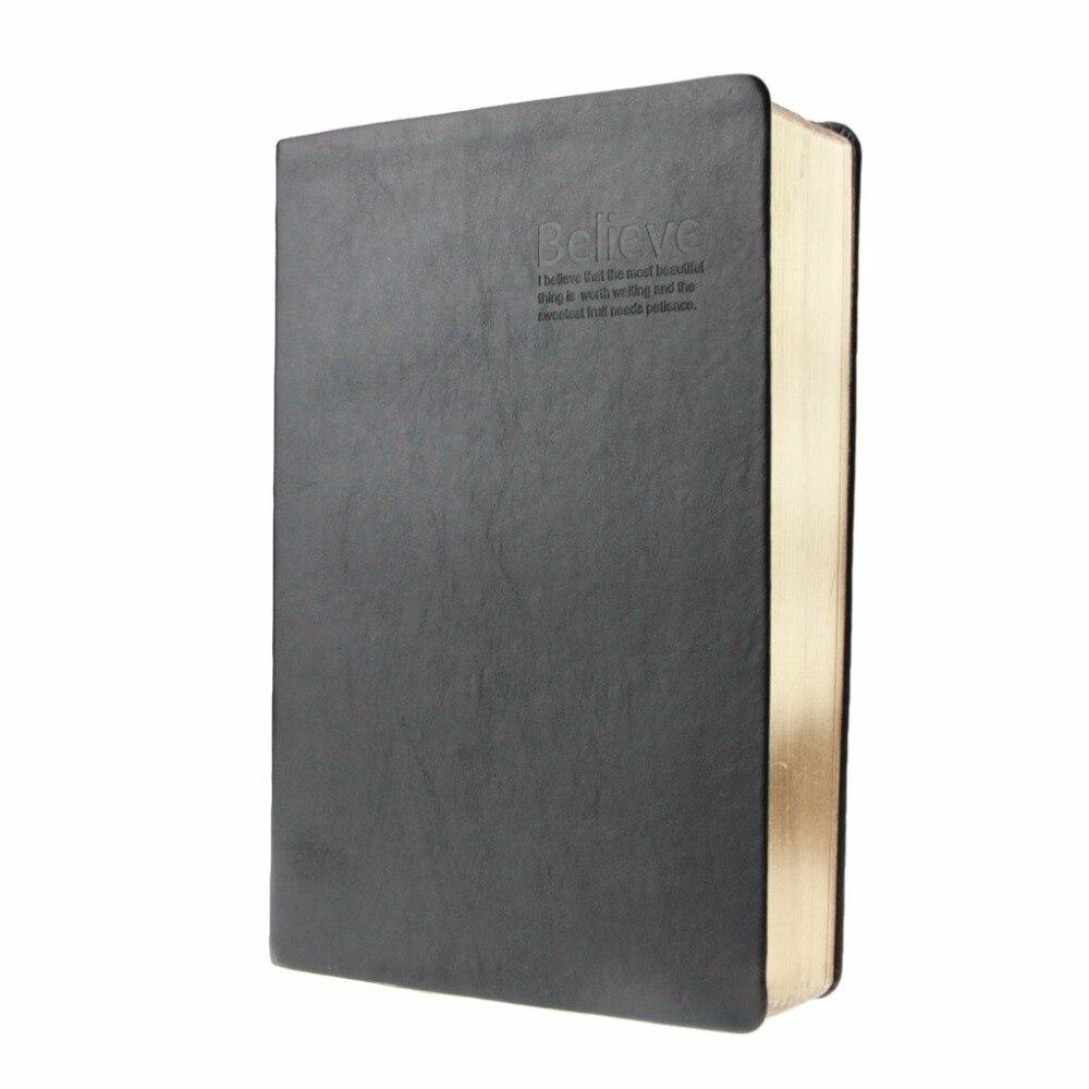 1 Teil/los 240 Blätter B6 (17 Cm X 12 Cm) Kleine-größe Dicken Bibel Notebook & Tagebuch Für Schule Schreibwaren & Büro Liefern