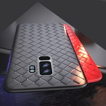 Phone Case For Samsung Galaxy J6 2018 capa Luxury Business Protector Case Cover For Samsung J6 2018 J600F J600 SM-J600F coque