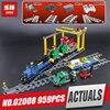 Lepin 02008 Genuine City Series 959Pcs The Cargo Train Set 60052 Building Blocks Bricks Educational Toys