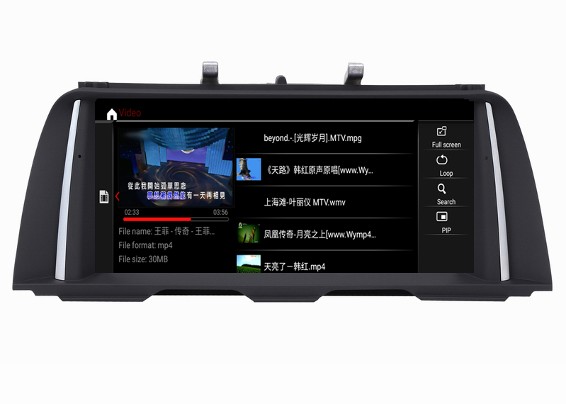 Android 9.0 6 core ID7 CAR DVD FOR BMW 5 Series F10/F11 Original CIC/NBT System stereo GPS monitor multimedia in one ips screen-in Car Multimedia Player from Automobiles & Motorcycles    3
