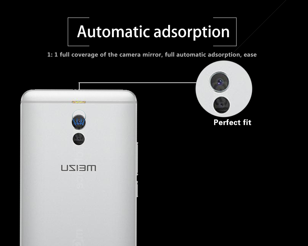 Ultra-thin Back Camera Lens Tempered Glass Film For <font><b>Meizu</b></font> Meilan <font><b>Note</b></font> 6 / <font><b>Meizu</b></font> <font><b>M6</b></font> <font><b>note</b></font> <font><b>M721L</b></font> Blue Charm <font><b>Note</b></font> 6 5.5