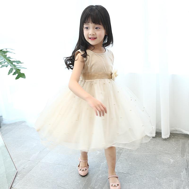Платье на танцы 6-7 лет