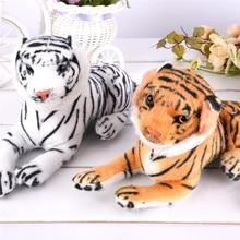 Simulation Tiger Doll Plush Toys Siberian Tiger Soft Stuffed Animal Plush Toy For Children Baby Kids