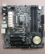 For Asus H97M PLUS Original Used Desktop Motherboard For Intel H97 Socket LGA 1150 For i7
