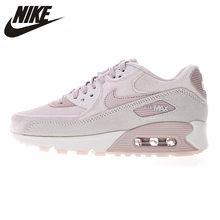 e08dd4da926 Nike Air Max 90 vrouwen Loopschoenen, Outdoor Sneakers Schoenen, Grijs,  antislip Ademend Schokabsorberende