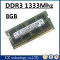 Продвижение Ram DDR3 8 ГБ 1333 PC3-10600 Лаптоп Sdram памяти Ноутбука Memoria Оперативной Памяти DDR 3 PC3 10600 So-dimm DDR3 8 ГБ 1333 МГц ноутбук