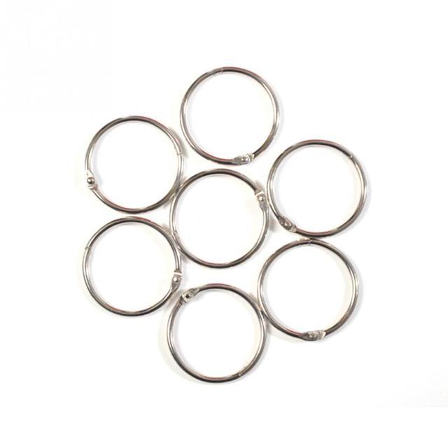 12Pcs Lot Silver Shower Curtain Hooks Hanger Metal C Type Ring Bath Drape Loop Clasp