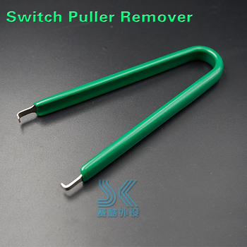 Switch key Puller Keycaps Remover Tool For Cherry Kailh Gateron Replacement Mechanical Keyboard Switch Replace Maintenance tools