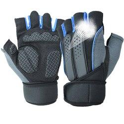 Военные Перчатки для фитнеса без пальцев, тактические перчатки для страйкбола, охоты, езды на мотоцикле, боксерские уличные перчатки для му...