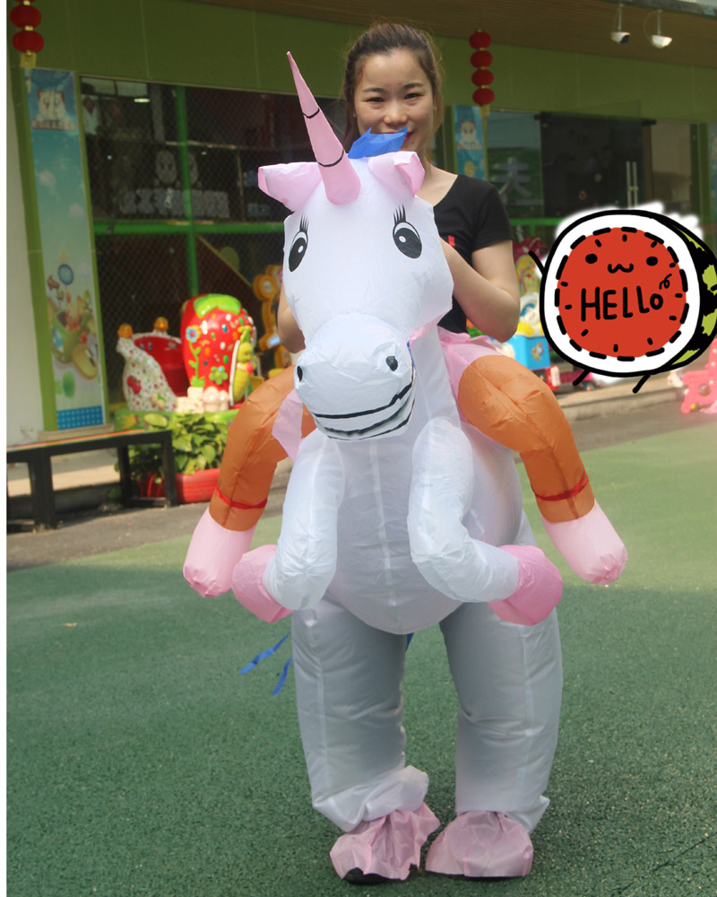 Purim Halloween costume Disfraces Anime Unicorn cosplay Halloween Costumes for Girls