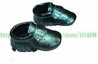 2015 Новая мода стиль fringe Натуральной Кожи Детские Мокасины мягкие Детская Обувь Первые Ходок Chaussure новорожденных обувь freeshipping