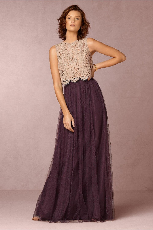 High Quality 2 Piece Bridesmaid Dress-Buy Cheap 2 Piece Bridesmaid ...