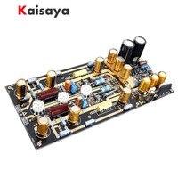 United Kingdom ear834 MM RIAA Tube Phono Amplifier Stereo amp DIY KIT Audio HiFi Free shipping D4 006