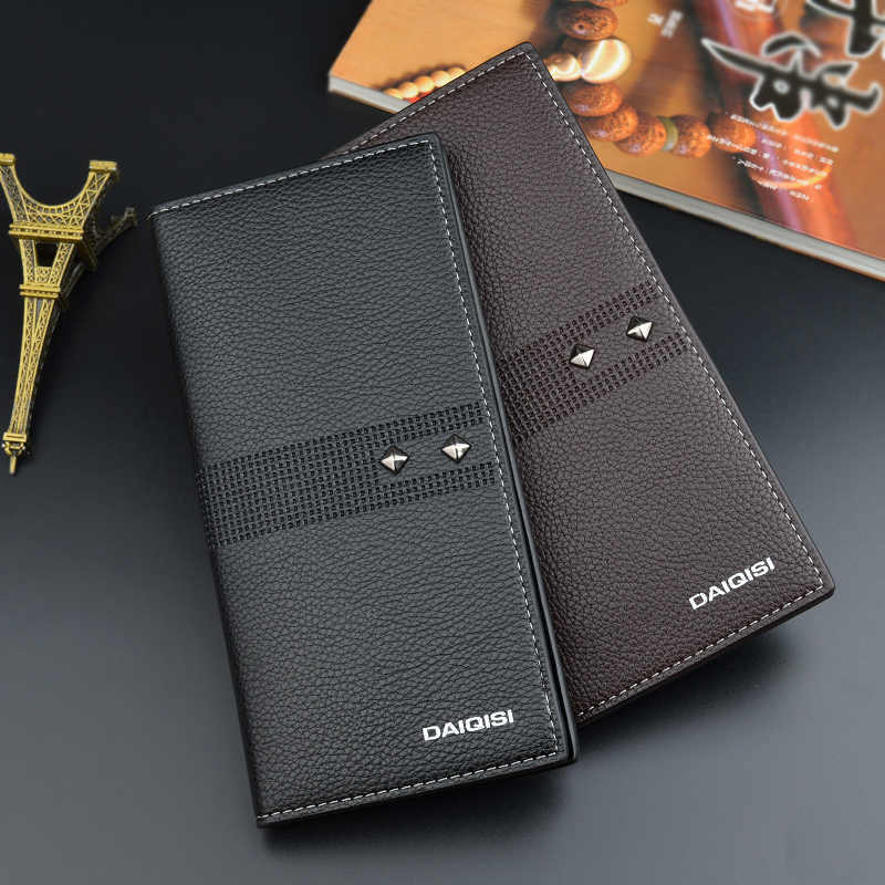 44769abcadf4 Detail Feedback Questions about New retro Quality fashion wallet men ...