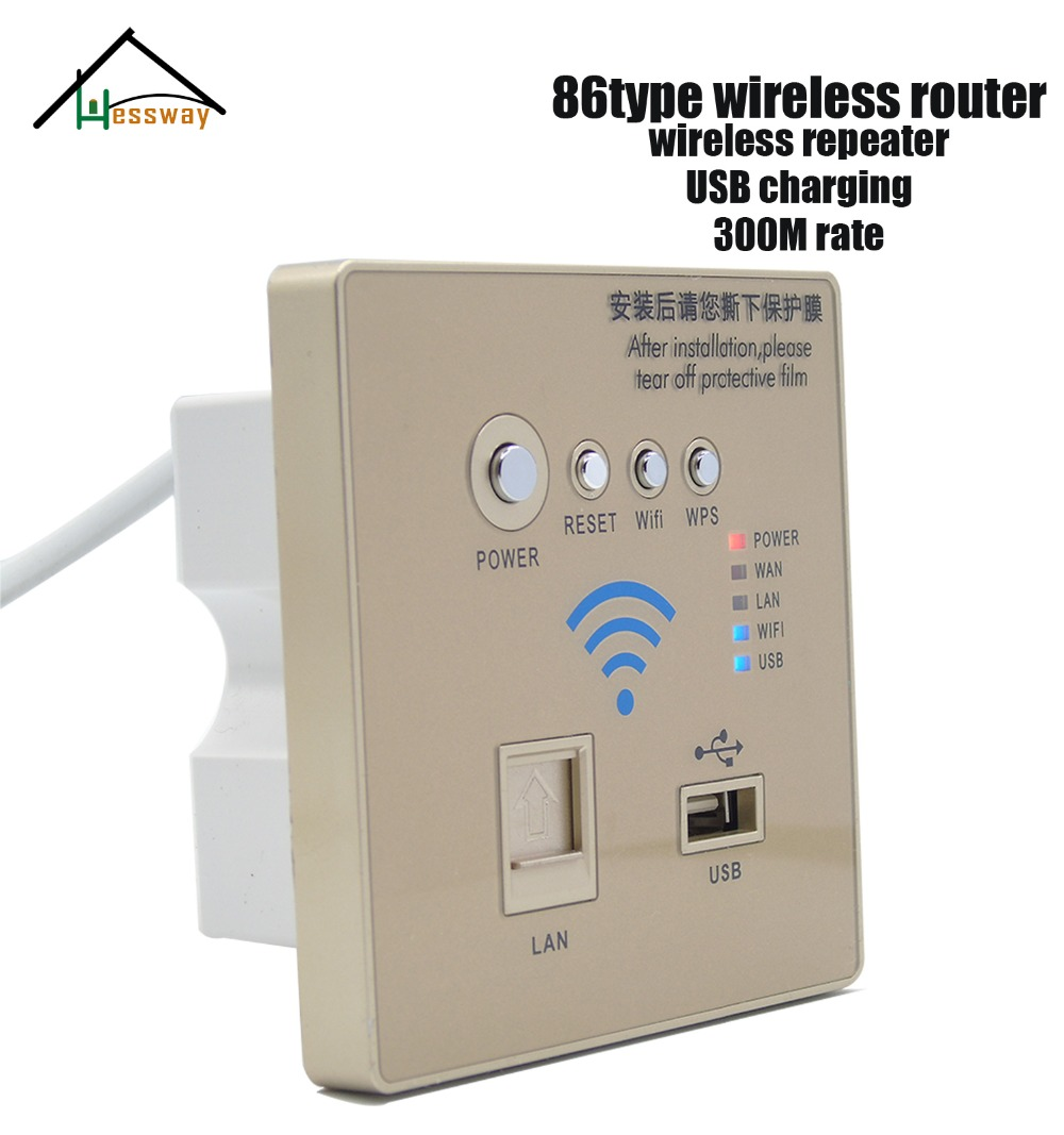 300M pregnant model Walls Embedded Wireless AP wifi wireless repeater with Different signal strength