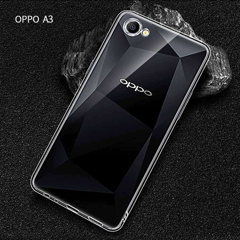Luxury Ultra Thin Soft Silicone Case For OPPO Reno R19 R17 Pro A7 A5 A3 NEX Realme 1 A83 A77 R11S R11 R7 Plus Clear Slim Cover